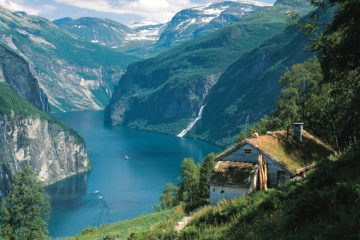 норвегия туры